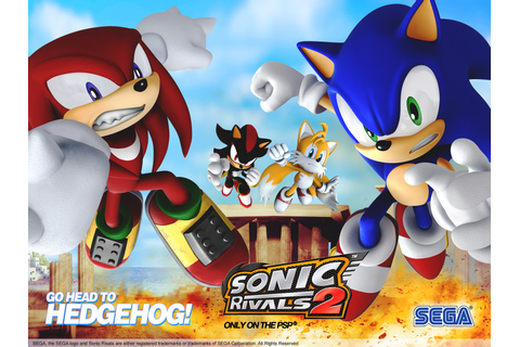 3 Sonic Rivals 2 HD Wallpapers | Background Images ...