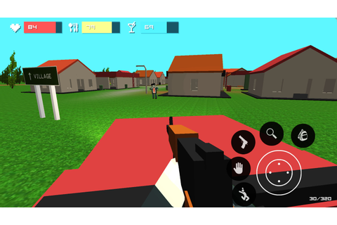 Pixel unturned: survivalcraft APK Free Adventure Android ...
