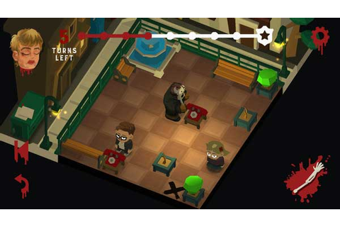 FRIDAY THE 13TH: KILLER PUZZLE ™ » FREE GAME at gameplaymania