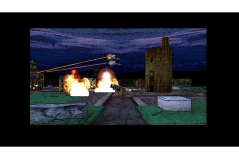 Jeff Wayne's The War of the Worlds Psone game - Level 5 ...