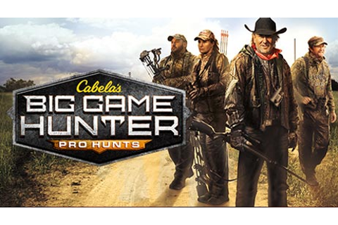 Buy Cabela's Big Game Hunter Pro Hunts key | DLCompare.com