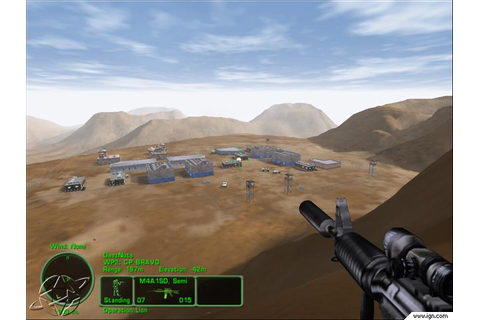 Delta Force: Task Force Dagger Screenshots, Pictures ...