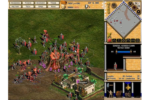 Seven Kingdoms II: The Fryhtan Wars Screenshots for ...