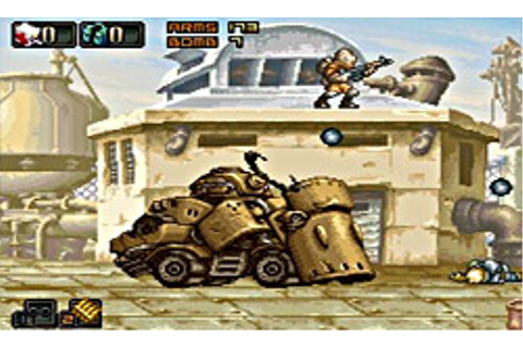 Commando: Steel Disaster Review for the Nintendo DS (NDS)