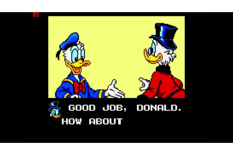 Lucky Dime Caper, The: Starring Donald Duck - Sega Game ...