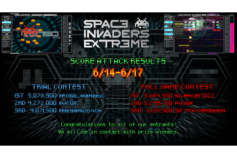 Space Invaders Extreme on Steam