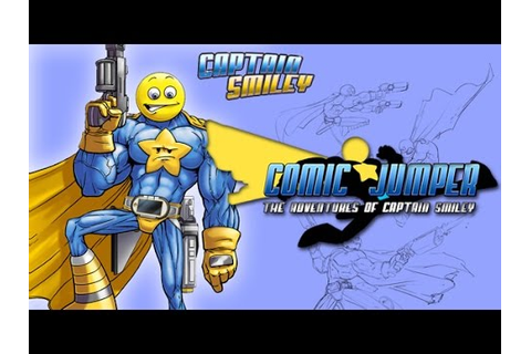 Comic Jumper The Adventures of Captain Smiley OST : It's ...