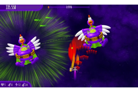 Chicken Invaders 4 Free Download Full Game For PC