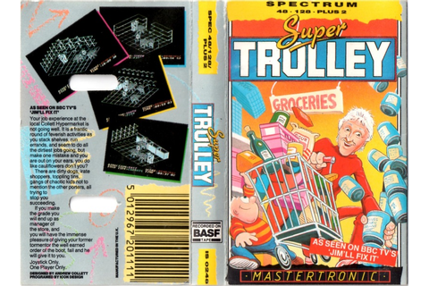 Super Trolley - World of Spectrum