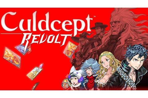 Game Hype - Culdcept Revolt Review