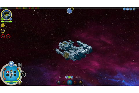 Download Star Command Galaxies Full PC Game