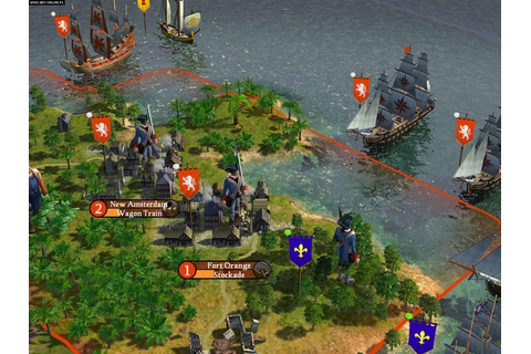 Sid Meier's Civilization IV: Colonization - screenshots ...