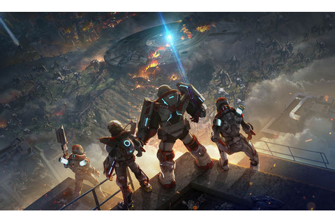 Alienation Review: PS4's new arcade-style shooter channels ...