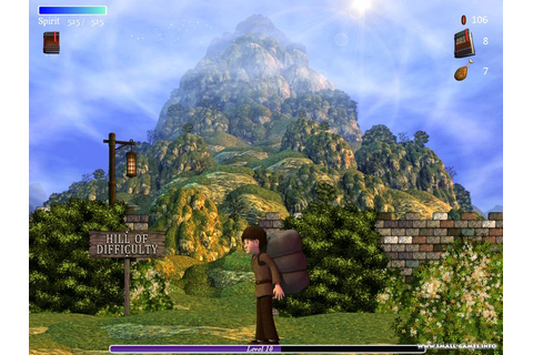 The Pilgrim's Progress (Free PC Adventure Game)
