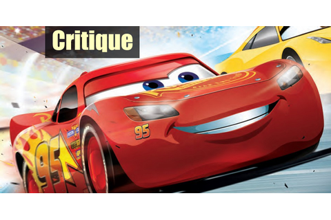 Cars 3 : Course vers la Victoire - Game Side Story