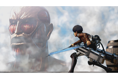 Attack on Titan Wings of Freedom Free Download - CroHasIt ...