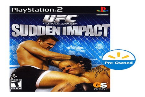 Download UFC Sudden Impact Game For PC Free Full Version