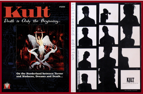 Andrew Logan Montgomery: KULT: A Review of the Third Edition