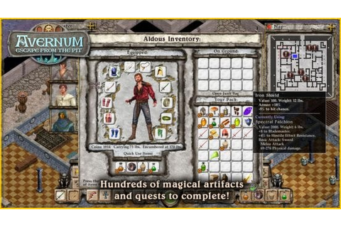 Avernum: Escape From the Pit Full Game - free download PC ...