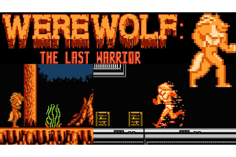 Werewolf: The Last Warrior (NES) - YouTube