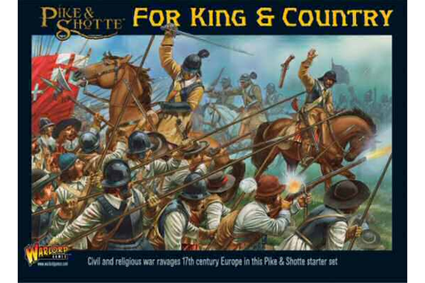 [TMP] Pike & Shotte Starter Set Released by Warlord Games