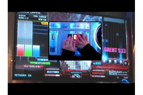 BEATMANIA IIDX 17 SIRIUS - eRAseRmOToRpHAntOM ANOTHER 手元付き ...