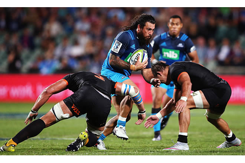 Blues hold off Jaguares to earn second victory - Super ...