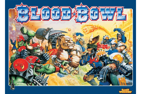 Specialist Games - NEW BLOOD BOWL Minis REVEALED? - Spikey ...