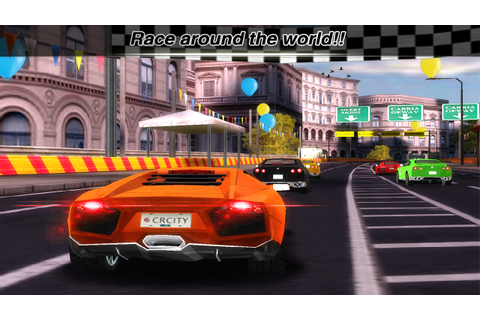 Amazon.com: City Racing 3D: Appstore for Android