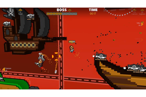 Rocket Riot Review – GameSpew