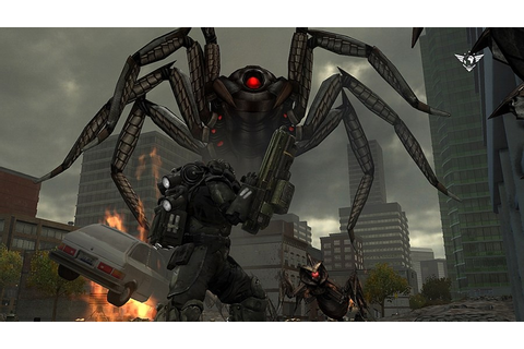 Earth Defense Force: Insect Armageddon News, Achievements ...