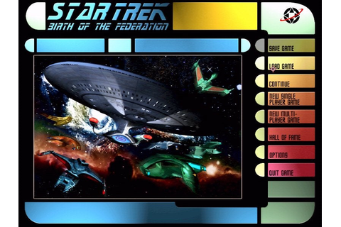 Star Trek: Birth of the Federation Screenshots, Pictures ...