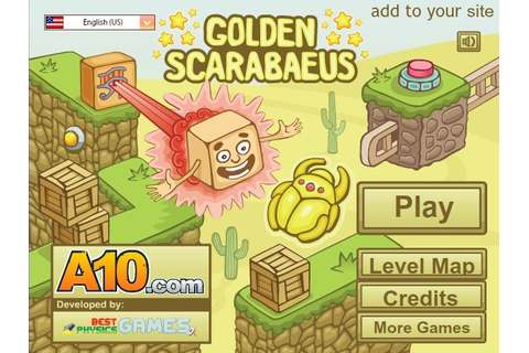 Golden Scarabaeus Hacked (Cheats) - Hacked Free Games