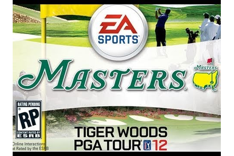 Tiger Woods PGA Tour 12: The Masters Video Review - YouTube