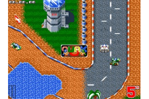 ATR: All Terrain Racing (Amiga) Game Download