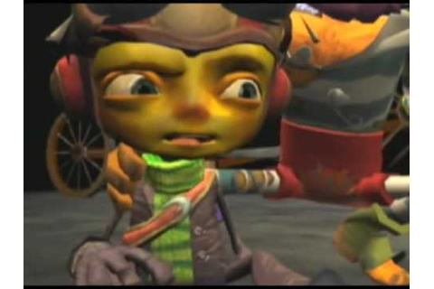 Let's Play Psychonauts - Part 53 - Raz the Psychonaut ...