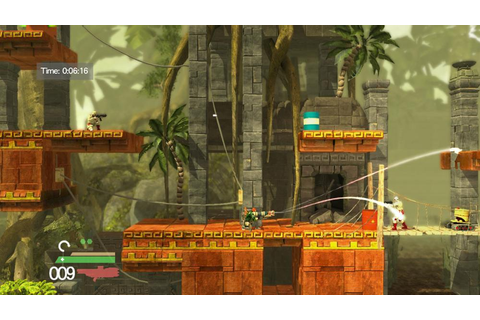 Bionic Commando: Rearmed 2 Xbox 360 review - DarkZero