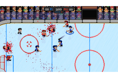 Super Blood Hockey - Tai game | Download game Thể thao