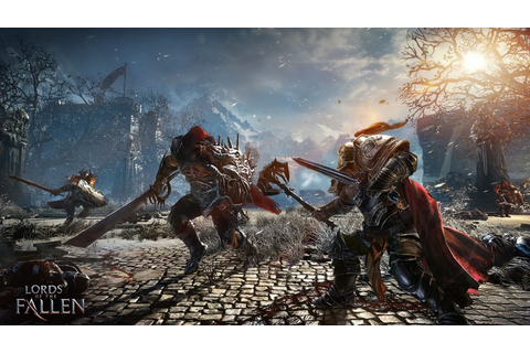 Is Lords of the Fallen Bandai Namco's Other Dark Souls ...