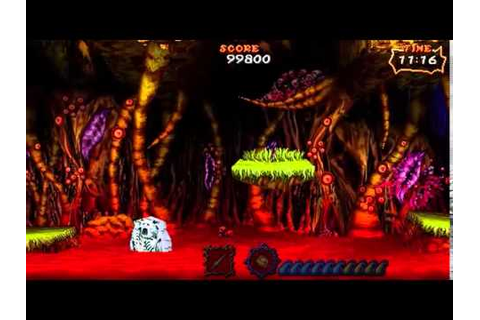 Ultimate Ghosts and Goblins (Game Over) - YouTube