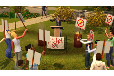 Download The Sims 3: University Life Full PC Game