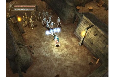 Baldur's Gate: Dark Alliance (Playstation 2, Xbox ...