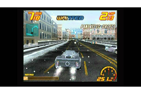 Asphalt 3 Street Rules - Nokia N95 8GB - YouTube