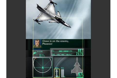 Ace Combat Assault Horizon Legacy Archives - GameRevolution