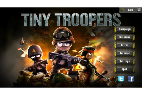 Tiny Troopers airdrops old school fun onto PC and Mac ...