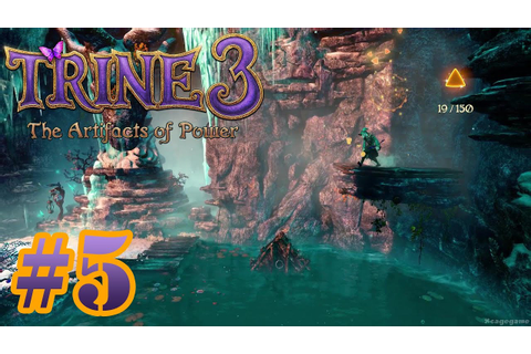 Trine 3 The Artifacts of Power - Gameplay Walkthrough Part ...