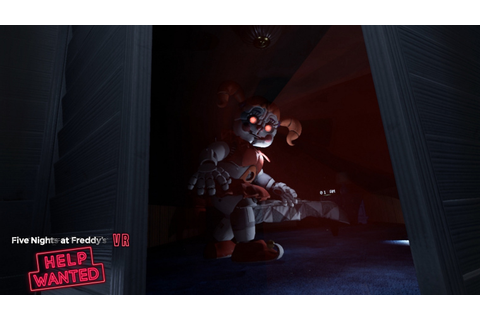 Five Nights At Freddy's VR: Help Wanted Release Date ...