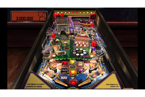 Pinball Arcade - High Roller Casino (Everything) - YouTube