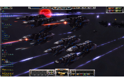 Strategy games with huge space battles? | NeoGAF