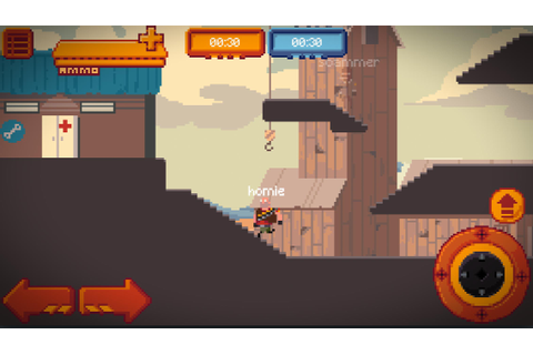 GANGFORT - Gang Garrison 2 style game(iOS, ANDROID COMING ...